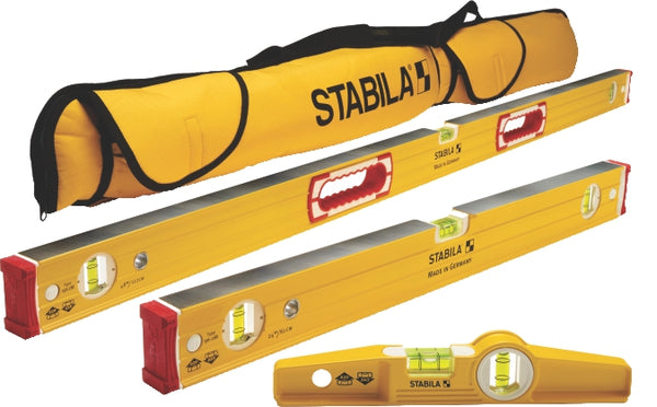 Stabila Magnetic 3 Level Set (424238350372)