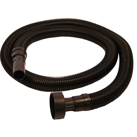 Dustless 6' Black Hose