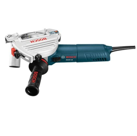 Bosch AG50-10TG 5 In. Angle Grinder with Tuckpointing Guard