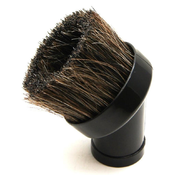 Dustless Ash Vac Round Horsehair Brush 32mm