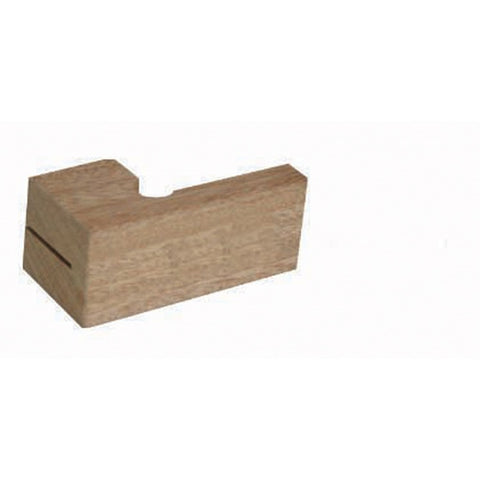 C.E.O. Red Rocket Bullnose Line Blocks (Pair)