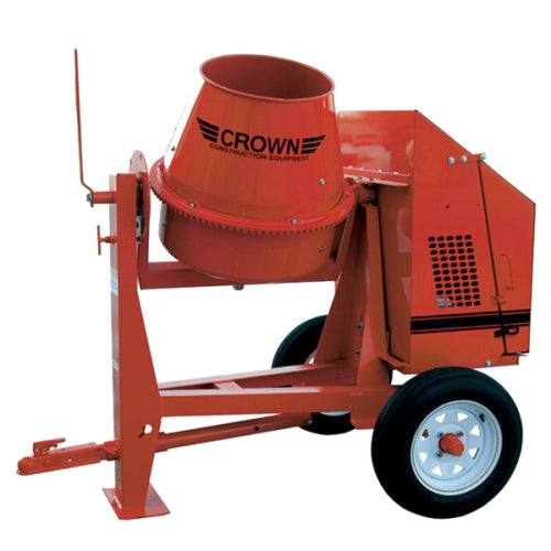Crown C3C - 3 cu ft Concrete Mixer - FREE DEPOT SHIPPING (conditions apply)