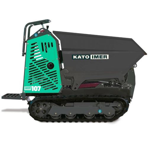 IMER Carry 107 Gas Powered Tracked Mini-Dumper (4160277053571)