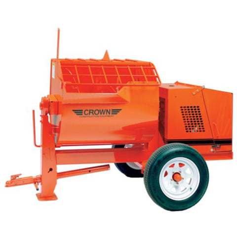 Crown 12S Mortar Mixer - (FREE SHIPPING - conditions apply)