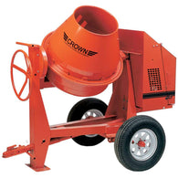 Crown C9 - 9 cu ft Concrete Mixer