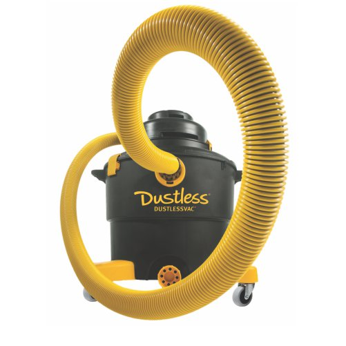Dustless 16 Gal Dustless Wet/Dry Vacuum