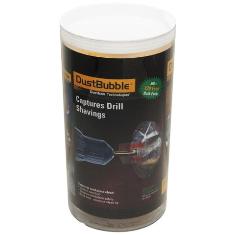 Dustless DustBubble Xtra Strength 250 Pack (4400742367363)
