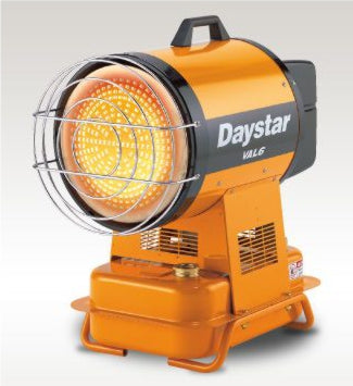 Daystar Infrared and Forced Air Heater