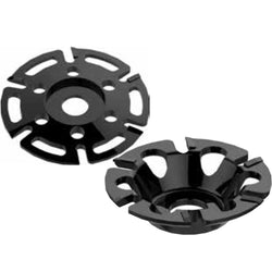 Danish Tools Carbide Trimming Discs - Black (1367940825124)