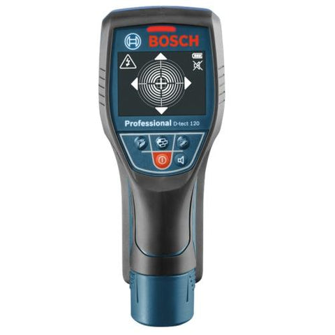 Bosch D-tect 120 Wall / Floor Scanner (979989233700)