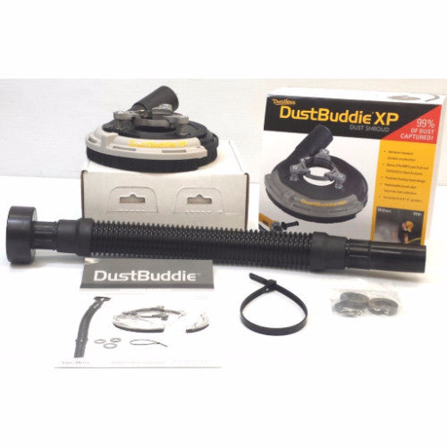 "5"" DustBuddie XP w 18"" hose"