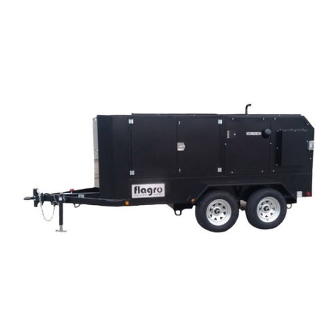 Flagro FVO-1000TR / FVO-1100TR Self Contained Heater Trailer (870337544228)