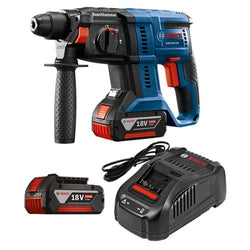 Bosch GBH18V-20K21 18V 3/4 In. SDS-plus® Rotary Hammer Kit