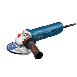 Bosch GWS13-50PD 5 In. Angle Grinder with No-Lock-On Paddle Switch (979989692452)