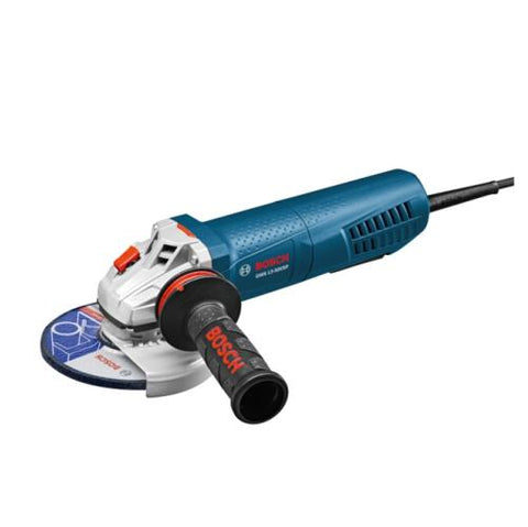Bosch GWS13-50VSP 5 In. Angle Grinder Variable Speed with Paddle Switch (979989757988)