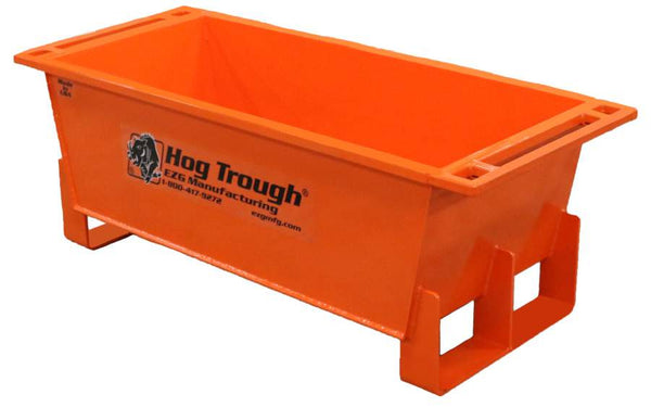 EZG HT10 Steel Hog Trough w/ Forklift  Pockets (7676787525)