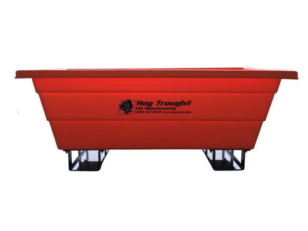 EZG HTP10 Poly Hog Trough w/ Forklift  Pockets