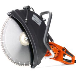 "Husqvarna K2500 Hydraulic Quick-Cut Saw 16"" blade"