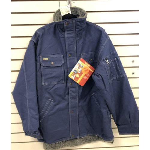 CLEARANCE - Blaklader 4816-1370 Toughguy Pile Lined Jacket (596866957348)