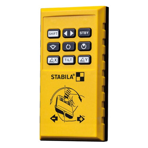 Stabila Remote Control for LAR350 (4456654635139)