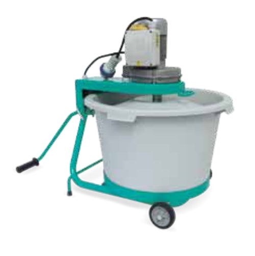 IMER Mix All 60 Mortar Mixer - FREE DEPOT SHIPPING (Conditions Apply) (637940727844)