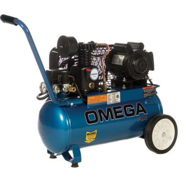 Omega Professional Series - Belt Driven Oil Lube