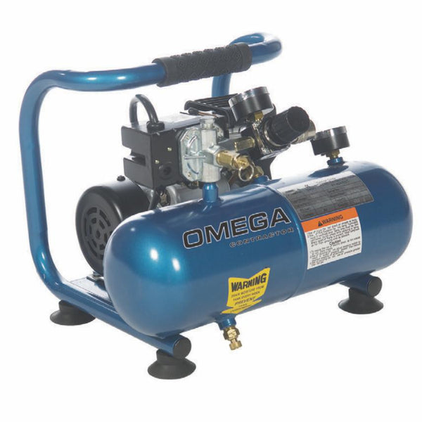 Omega Contractor Series - Oil Less Direct Drive Compressors (7625925253)