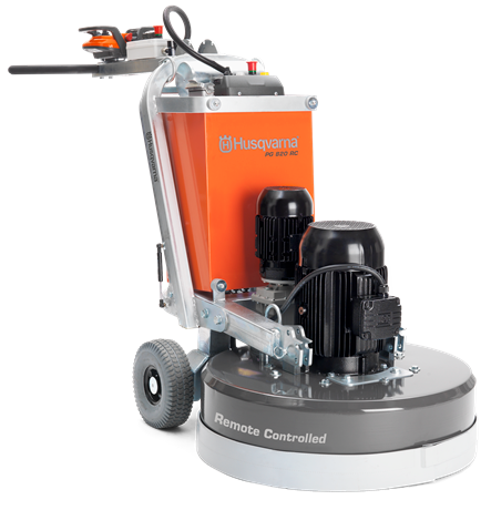 Husqvarna Floor Grinding and Polishing (1360875323428)