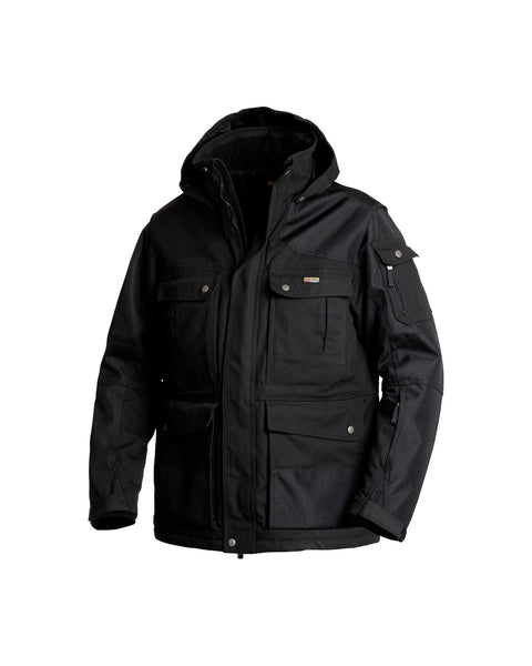 CLEARANCE -Blaklader 4414-1945 Work Parka - Black (597260271652)