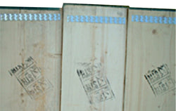 CEO Cleated Spruce Scaffold Planks