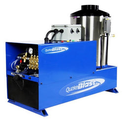 Quaker 10 Industrial High Pressure System