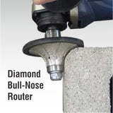 Diamond Bull-Nose Router