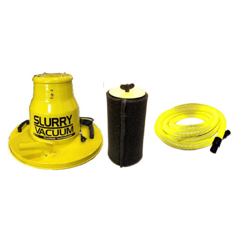 Dustless Slurry Vac Topper 120v w hose
