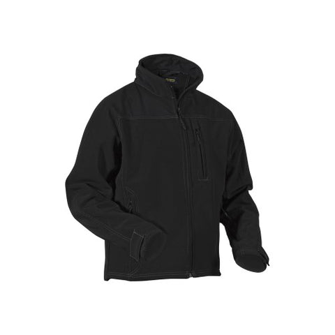 CLEARANCE - Blaklader 4834-2515 Softshell Jacket (4366596243587)