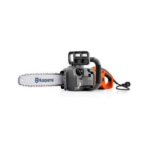 "Husqvarna 414EL 14"" Electric Corded Chainsaw (5772346261664)"