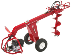 Little Beaver HYD-TB11H Towable Earth Drill