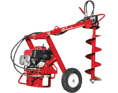Little Beaver HYD-NTV11H UN-Towable Earth Drill (8728232069)
