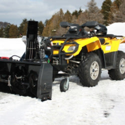 "BERCOMAC Versatile Plus 48"" 20 hp Honda Engine ATV Snowblower (1437807706148)"