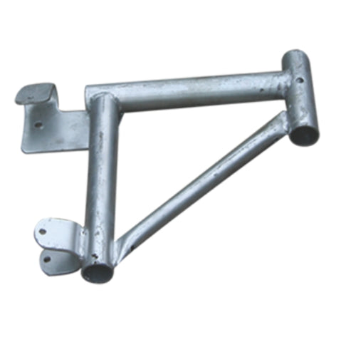 "CEO Galvanized 20"" Tubular Side Bracket"