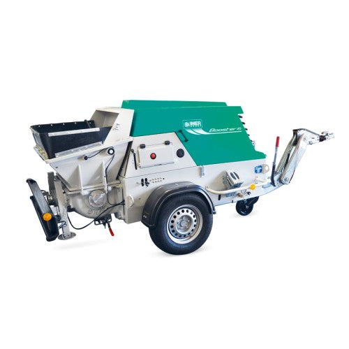 IMER BOOSTER 15 Concrete and Shotcrete Pump