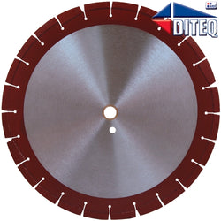 "Diteq C-33 14"" DP Wire Loop Blade"