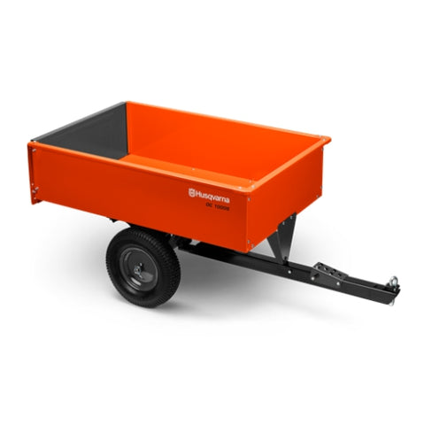 Husqvarna 12' Steel Swivel Dump Cart (541367959588)