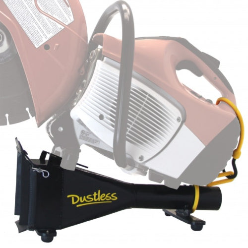 Dustless DustBull & Universal Mounting Kit