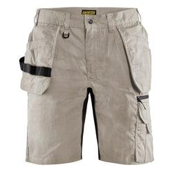 Blaklader 1637-1330 Rip Stop Shorts w/Stretch - With Utility Pockets