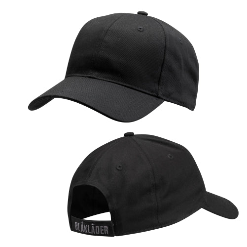Blaklader 2059-1350 Basic Cap Black (1384997453860)