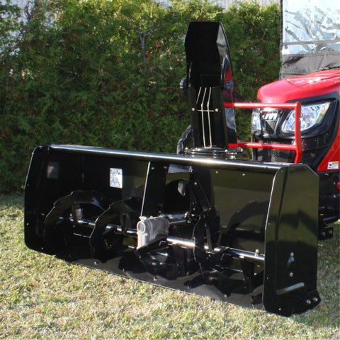 "BERCOMAC 56"" Mid PTO Front Mount Snowblower"