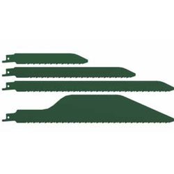 Danish Tools Carbide Reciprocating Saw Blades - Green (1367452352548)