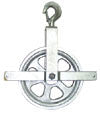 CEO Scaffold Hoist Arm Wheels:
