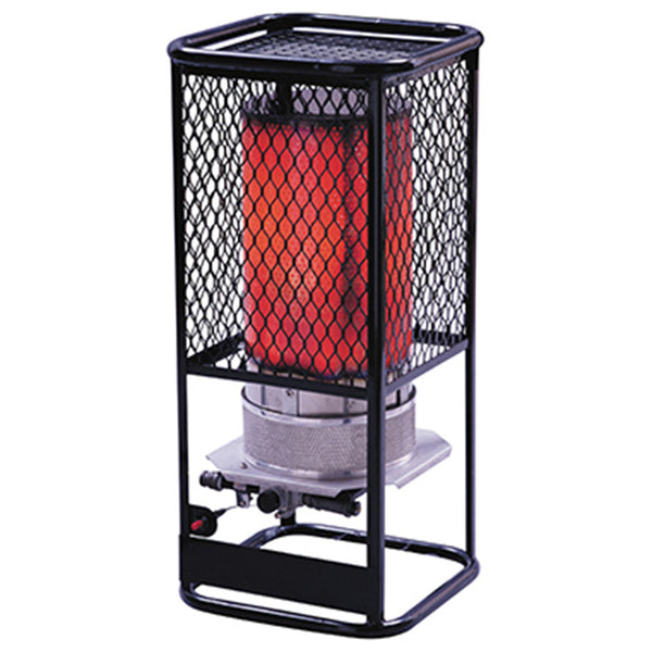 HeatStar HS125LP  125,000 BTU Portable Radiant Industrial Heater (9036613509)