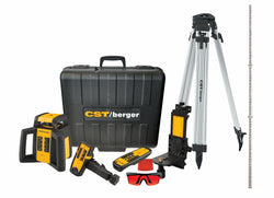 Self Leveling Rotary Laser Level Kit